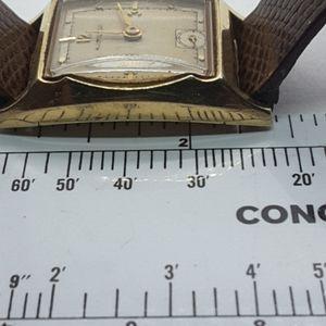 Hamilton Accessories - Vintage men's Hamilton Watch YG FILLED CASE